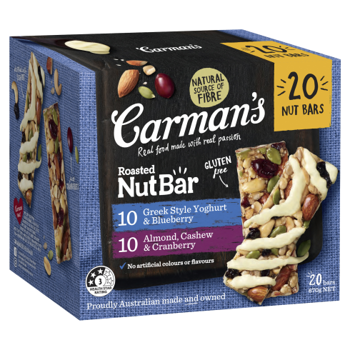 Costco – 20 Nut Bars Variety Pack