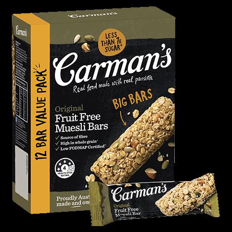 Carman's Original Fruit Free Value Pack