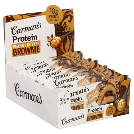 Peanut Butter Brownie Protein Bars 12 x 40g