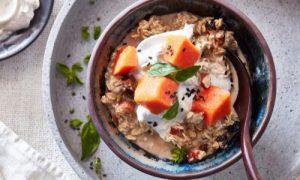 vegan bircher muesli recipe