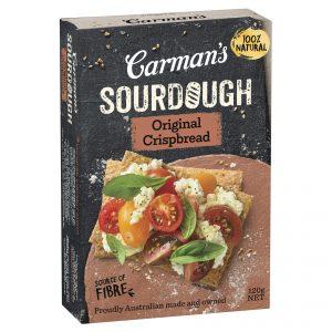 Carman's Sourdough Original Crispbread
