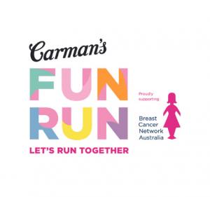 photo of carman's fun run logo