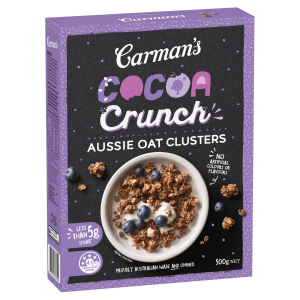 COCOA Crunch Aussie Oat Clusters